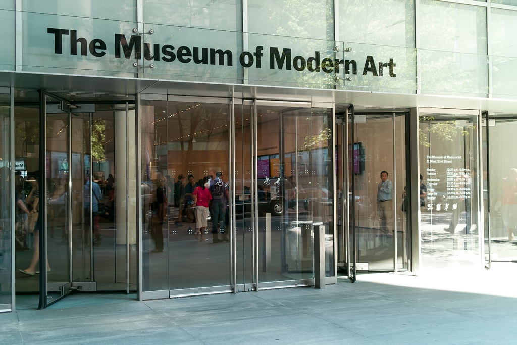 MoMA (Manhattan, New York, USA)
