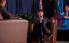 Ken Burns Speaks at Brookdale