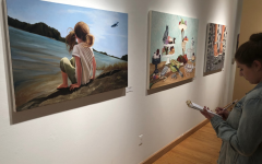 CVA Art Exhibit Showcases Faculty Work