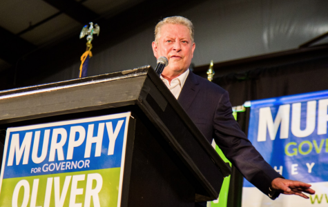Al Gore Visits Monmouth County