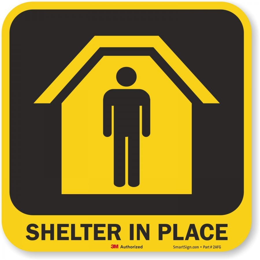 Student Shares Her Shelter-In-Place Experience
