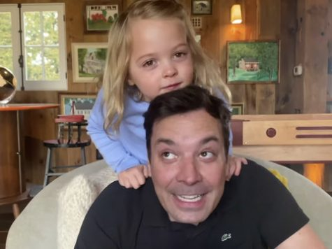 "Jimmy Fallon Hosts The Tonight Show: ""At Home Edition"""