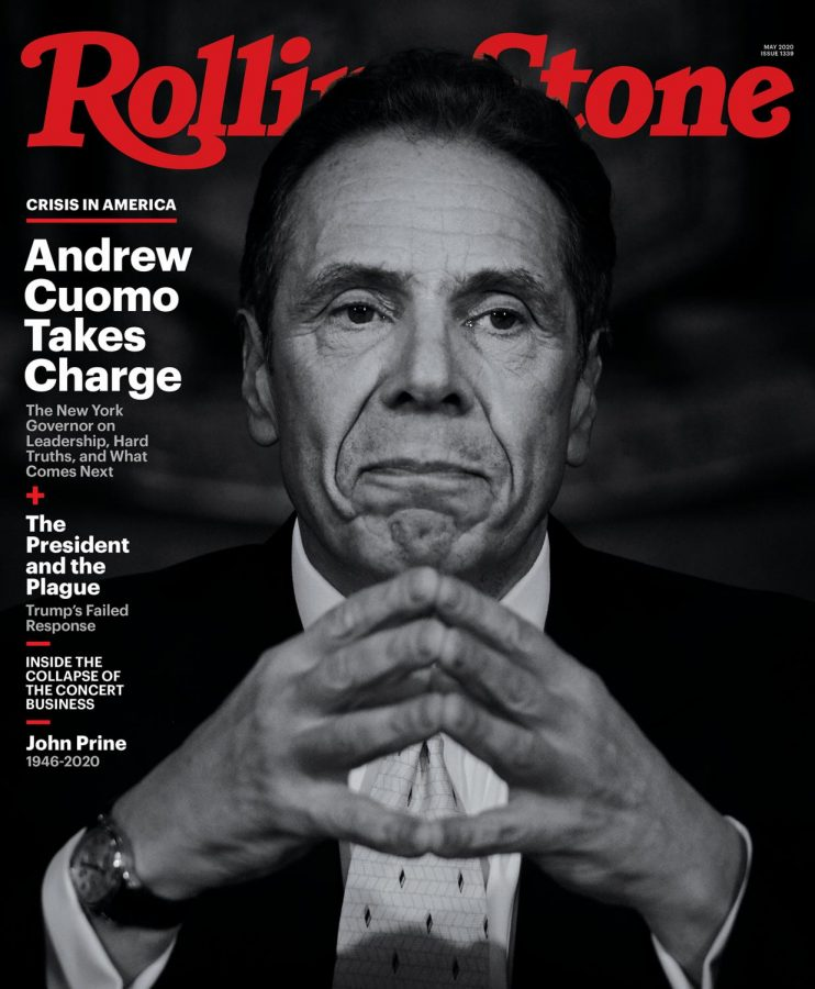 Rolling Stone's Unlikely Rockstar: Governor Andrew Cuomo