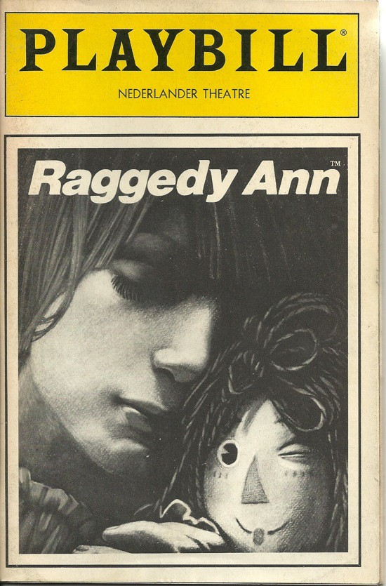 Columnist Takes a Deep Dive into 'Raggedy Ann,' the Musical, and the Power of a NY Times Review