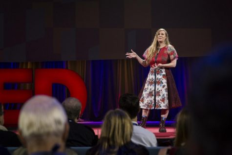 Ted Talk Shares the