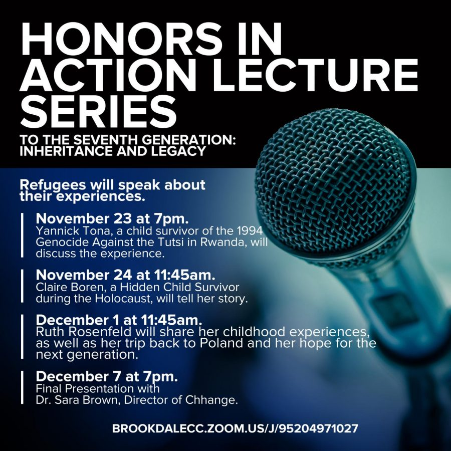 Genocide Survivors Share Their Stories in PTK Zoom Lecture Series