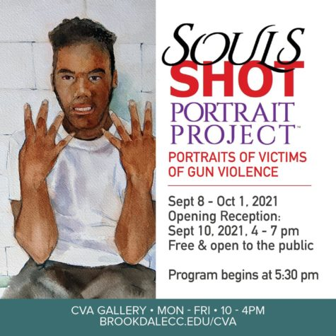 Souls Shot Portrait Project Opens in CVA